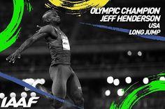 Stillman alum, Jeff Henderson, won Gold at the 2016 Olympics