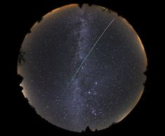 [VIDEO] Incredible Timelapse of the Night Sky Recorded Using a Fisheye Lens -- watch it on Colossal!