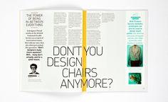 CRISP#1 #Magazine #layout #grid
