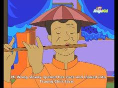 Fabulous Folk Tales - The Ugly Boatman - Kids Animation Stories