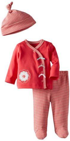 Offspring - Baby Apparel Girls Newborn Rondelle TMH Pant Set And Hat, Pink Stripe, 3 Months Offspring - Baby Apparel,http://www.amazon.com/dp/B00BXX5E4K/ref=cm_sw_r_pi_dp_-k0lsb1TNB679MDD