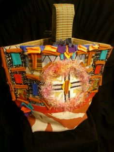 New Orleans Jazz Bags by Kimberly Cannon!  Kimcanink@yahoo.com