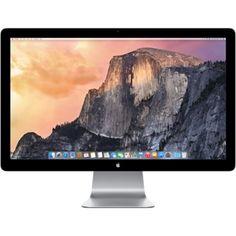 MONITEUR Écran Apple Thunderbolt relié à mon Macbook Pro 15' pour Graphisme Photographie & Vidéo Display 27'un partenaire de bureau indispensable en complément de l'iMac 24'- édité par Apple (FR)