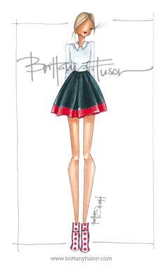 Brittany Fuson // 60s Swing