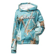 Realtree APC Cabela's camo hoodie in teal. Country Girl Style, Country Fashion, Country Outfits, Country Girls, Country Life, Country Chic, Country Casual, Timberland, Blue Camo