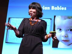 """Babies and young children are like the R&D division of the human species,"" says psychologist Alison Gopnik. Her research explores the sophisticated intelligence-gathering and decision-making that babies are really doing when they play."