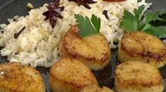 Pan-roasted scallops: Padma Lakshmi spices up the TODAY kitchen