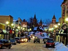 My Hometown....... Ironwood, MI