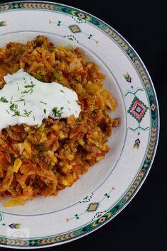 Varza a la Cluj - CAIETUL CU RETETE Baby Food Recipes, Cooking Recipes, Healthy Recipes, Good Food, Yummy Food, Romanian Food, Dessert Drinks, No Cook Meals, Nom Nom