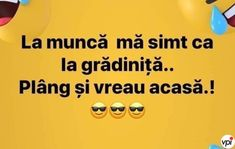 Cum mă simt la muncă - Viral Pe Internet Funny Quotes, Funny Memes, Jokes, Haha Funny, Lol, Have Fun, Humor, Sayings, Happy