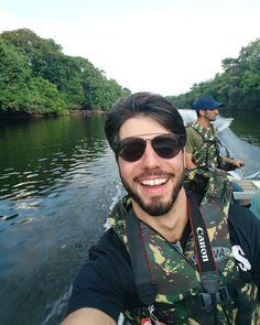 Chegamos @cristalinolodge!  Apenas encantando com o que o Brasil tem a nos oferecer!  #BKNeverStops #BKGoesToAmazonia