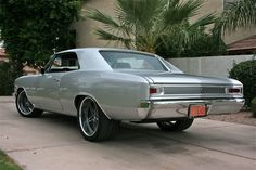 #BecauseSS protouring chevelle | 1966 pro-touring chevelle 99% done!!! - Lateral-g Forums silver