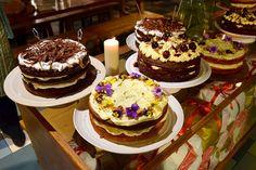 Celebration Cakes from Jamie's Comfort Food // www.rachelphipps.com @rachelphipps