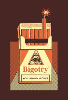 God. Money. Power.