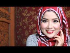 "Hijab Makeup Tutorial For Formal Moment ""Ramadhan Mubarak"" - YouTube"