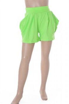 """Never-Ending Neon"" Hammer Shorts Gym Shorts Womens, Neon, Fashion, Moda, Fashion Styles, Neon Colors, Fashion Illustrations, Neon Tetra"