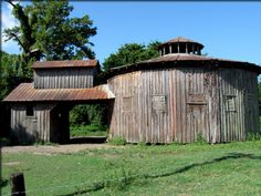 Sharecroppers' Cotton Barn - Chatham, Mississippi