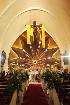 Wedding at Don Bosco Church Makati