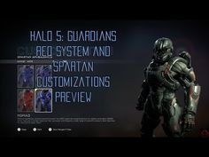 Halo 5 REQ System, Spartan Customizations, and Controller Layouts Video Preview - http://www.entertainmentbuddha.com/halo-5-req-system-spartan-customizations-and-controller-layouts-video-preview/