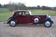 Rolls-Royce Phantom Phantom II Continental  1933 for sale 2