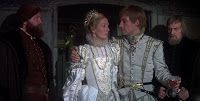 Enchanted Serenity of Period Films: Period Drama Weddings...Mary, Queen of Scots (Vanessa Redgrave)