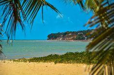 ACONTECE: Praia bonita é o que não falta aqui em João Pessoa...