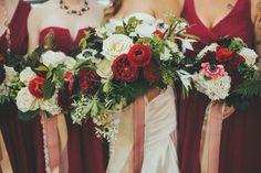Photography: Chantal Andrea - www.chantalandrea.com  Read More: http://www.stylemepretty.com/2014/04/15/eclectic-fall-seattle-wedding/