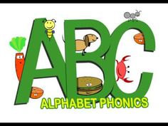 A song to help kids learn the sounds of each letter in the alphabet. http://goo.gl/uJRXU
