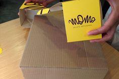 Creative Agency: M.Quatro Design  Client: Momo Gelato  Designers: Lina Mizutani e Marcelo Fonseca da Rocham, Vivian Colpas  Illustrations:...