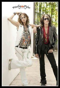 ITZZZ TOXIC TWINS TUESDAY ON FACEBOOK/TOTALLY TYLER WITH @IamStevenT and @JoePerry ... NO PILL'S GONNA CURE R ILLS ...
