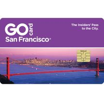 Go San Francisco Card - 7 Day Pass Child The Go San Francisco Card offers maximum savings and flexibility when visiting San Francisco. Save up to 55% off retail prices with this all-access pass that includes admission to 30 TOP attractions a http://www.comparestoreprices.co.uk/activity-days/go-san-francisco-card--7-day-pass-child.asp