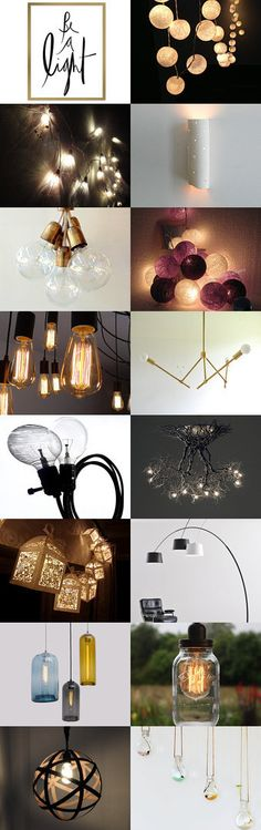 #Lights ON! Let's celebrate! via @Etsy--Pinned with TreasuryPin.com