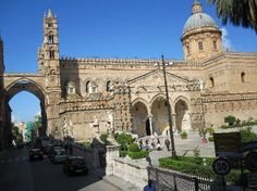 Cathedral in Palermo