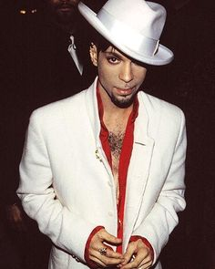 "Prince - ""In White"""
