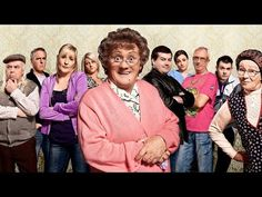 Sorry, but this vulgar drag act is no comedy classic: Mrs Brown's Boys pulls in more viewers than Downton. Mrs Browns Boys Cast, Radios, Alphaville Forever Young, Brown Bikini, Bikini Wax, Uk Tv, British Comedy, British Humour, Old Shows