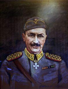 President Mannerhein, 1932 by Sigurd Wettenhovi-Aspa (Sigurd Wetterhoff-Asp) Historical Pictures, Presidents, Captain Hat, Hats, Hat, Hipster Hat, Historical Photos