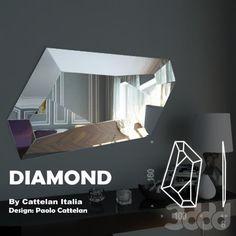 Cattelan Italia - DIAMOND