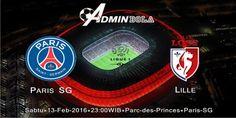 Prediksi Paris SG vs Lille 13 Februari 2016