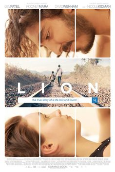 Lion (2016) A masterpiece.  #Lion #Movie #Thesearchbegins