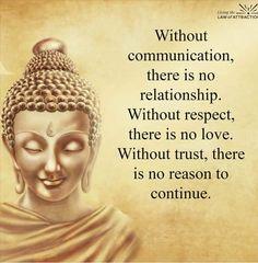 So true no trust no relationship why continue