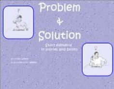 Problem/Solution Lesson based on:YOUNG CAM JANSEN AND THE DINOSAUR GAMEBy David A. AdlerIllustrated by Susanna Natti, Viking, New York (Pengu...