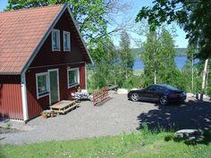 Hus på landet med sjöutsikt i Degerfors (Stuga uthyres i Degerfors, Värmland)