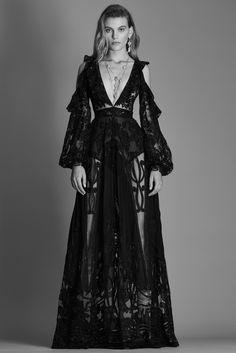 Zuhair Murad Spring 2018 Ready-to-Wear Collection Photos - Vogue