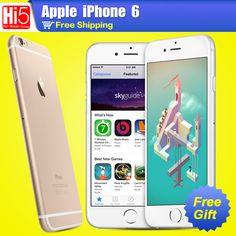 Дешевое 2014 оригинальный телефон Apple , 6 Iphone плюс 32 ГБ / 64GB128GB / оперативной памяти IOS 8 8MP 4.7   5.5 дюйм(ов) бесплатная доставка, Купить Качество Мобильные телефоны непосредственно из китайских фирмах-поставщиках: 2014 Original Phone Apple 6 Iphone Plus 32GB/64GB128GB/RAM IOS 8 8MP 4.7-5.5 inches Free ShippingUS $ 921.00-1159.99/pie