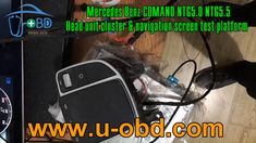 Mercedes Benz, Automotive Locksmith, Screen Test, Head Unit, Cluster, Things To Buy, Programming, Bench, How To Apply