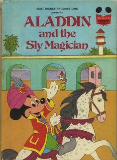 Aladdin and the Sly Magician by Disney FREE AUS POST good used cond hardback Sleepy Bear, Social Enterprise, Picture Books, Aladdin, The Magicians, New Books, Walt Disney, Comics, Free