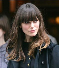 Keira Knightley's 10 Best Hairstyles