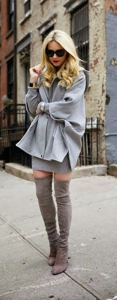 Everything Perfect Grey