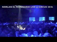NORLAN EL MISIONARIO LIVE @ CIRCUS HELSINKI 2010 (+lista de reproducción) Helsinki, Live, Concert, Videos, Concerts