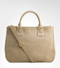 Robinson Double Zip Tote | Womens The Robinson Collection | ToryBurch.com